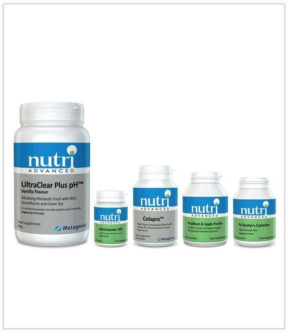 14 day Nutri liver cleanse