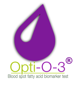 Opti-O-3 Blood spot biomarker test